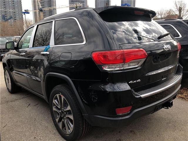 2018 Jeep Grand Cherokee Limited (Stk: 184058) in Toronto - Image 2 of 5