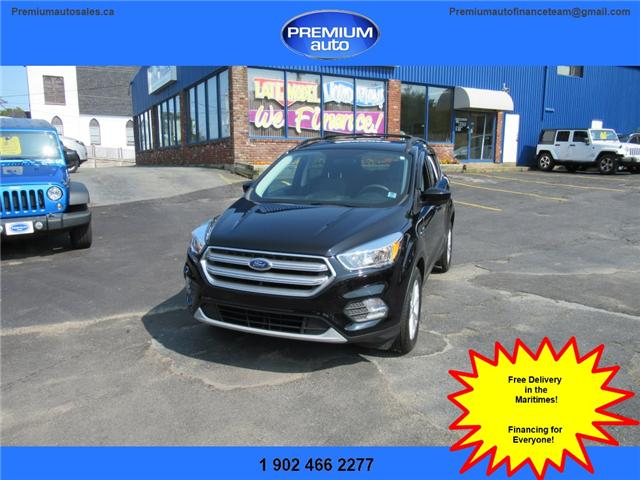 2017 Ford Escape SE (Stk: A84753) in Dartmouth - Image 1 of 23