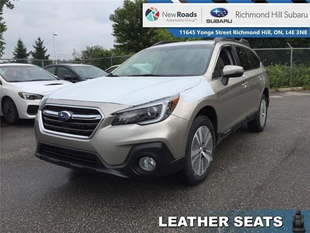 2019 Subaru Outback 3.6R Limited CVT (Stk: 32060) in RICHMOND HILL - Image 1 of 18