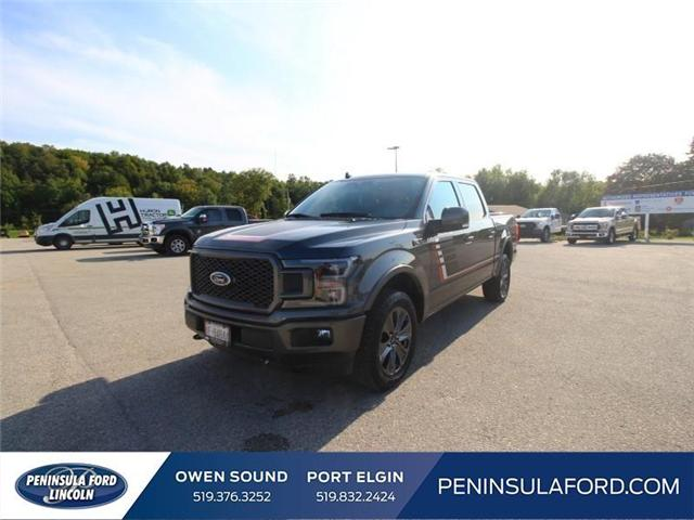 2018 Ford F-150 Lariat (Stk: 18FE12) in Owen Sound - Image 1 of 16