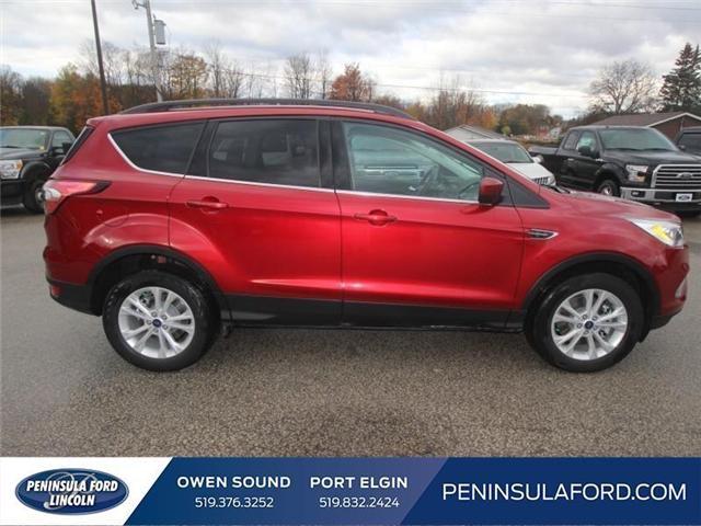 2018 Ford Escape SEL (Stk: 18ES13) in Owen Sound - Image 4 of 14