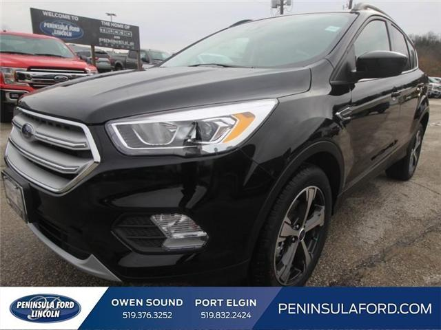 2018 Ford Escape SEL (Stk: 18ES24) in Owen Sound - Image 1 of 15
