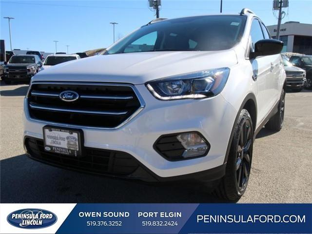 2018 Ford Escape SE (Stk: 18ES75) in Owen Sound - Image 1 of 16