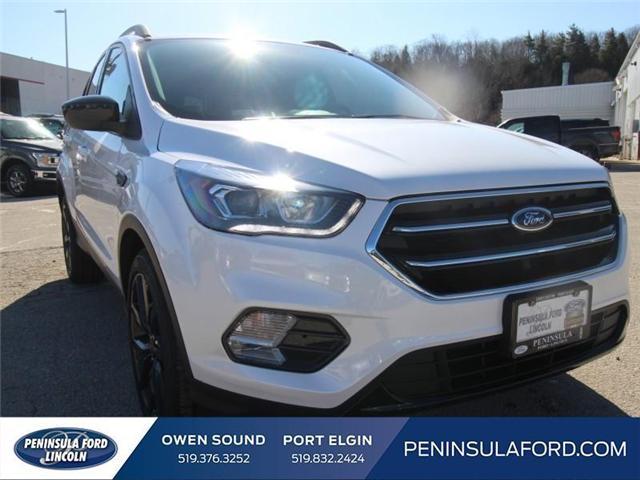 2018 Ford Escape SE (Stk: 18ES75) in Owen Sound - Image 3 of 16