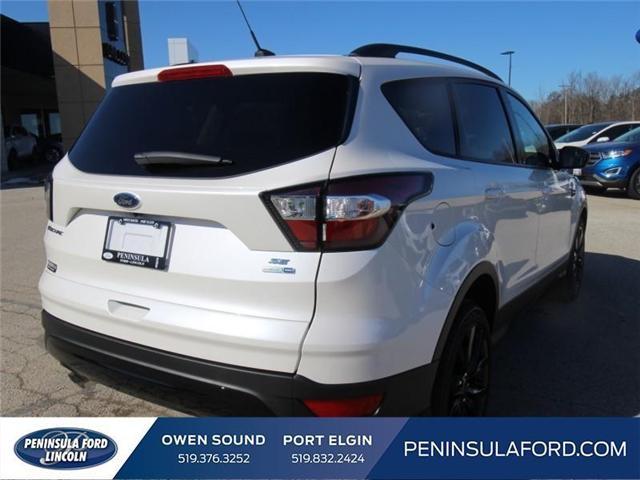 2018 Ford Escape SE (Stk: 18ES75) in Owen Sound - Image 5 of 16