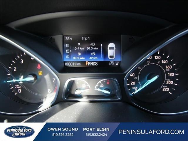 2018 Ford Escape SE (Stk: 18ES75) in Owen Sound - Image 12 of 16