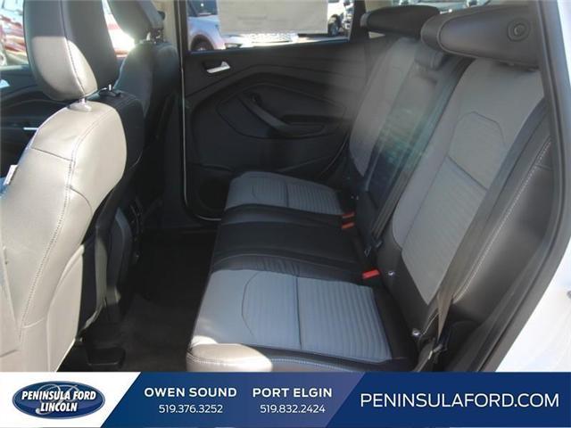 2018 Ford Escape SE (Stk: 18ES75) in Owen Sound - Image 14 of 16