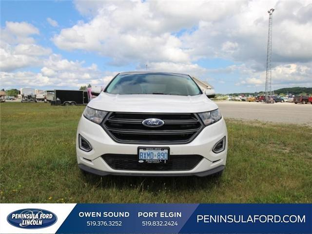 2016 Ford Edge Sport (Stk: 1523) in Owen Sound - Image 2 of 14