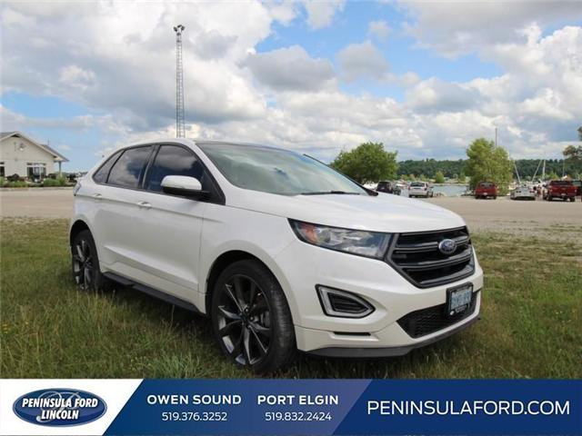 2016 Ford Edge Sport (Stk: 1523) in Owen Sound - Image 3 of 14