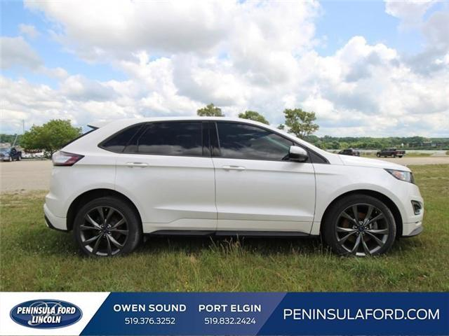 2016 Ford Edge Sport (Stk: 1523) in Owen Sound - Image 4 of 14
