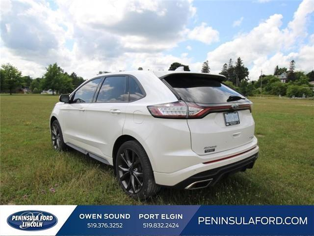 2016 Ford Edge Sport (Stk: 1523) in Owen Sound - Image 7 of 14