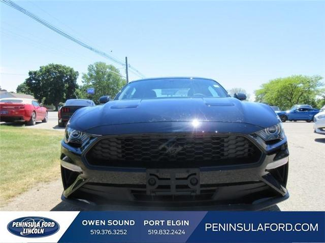 2018 Ford Mustang EcoBoost (Stk: 18MU14) in Owen Sound - Image 2 of 16