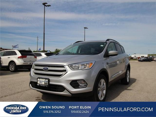 2018 Ford Escape SE (Stk: 18ES116) in Owen Sound - Image 1 of 15