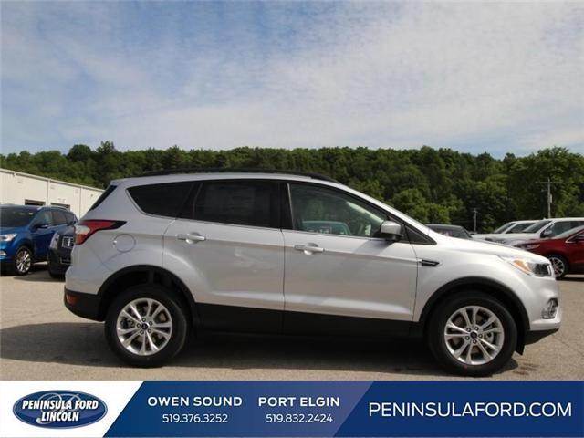 2018 Ford Escape SE (Stk: 18ES116) in Owen Sound - Image 4 of 15