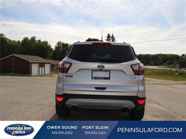 2018 Ford Escape SE (Stk: 18ES116) in Owen Sound - Image 6 of 15