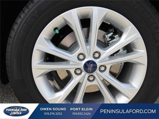 2018 Ford Escape SE (Stk: 18ES116) in Owen Sound - Image 9 of 15