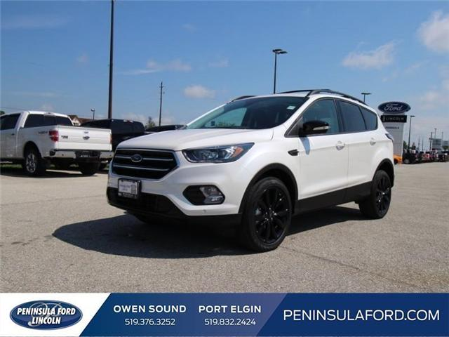 2018 Ford Escape Titanium (Stk: 18ES119) in Owen Sound - Image 1 of 14