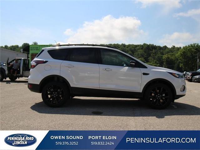 2018 Ford Escape Titanium (Stk: 18ES119) in Owen Sound - Image 4 of 14