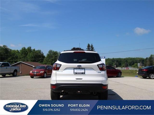 2018 Ford Escape Titanium (Stk: 18ES119) in Owen Sound - Image 6 of 14