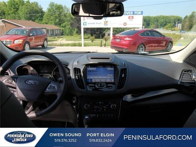 2018 Ford Escape Titanium (Stk: 18ES119) in Owen Sound - Image 11 of 14
