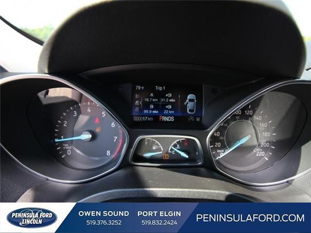 2018 Ford Escape Titanium (Stk: 18ES119) in Owen Sound - Image 12 of 14