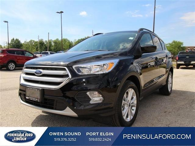 2018 Ford Escape SE (Stk: 18ES137) in Owen Sound - Image 1 of 15