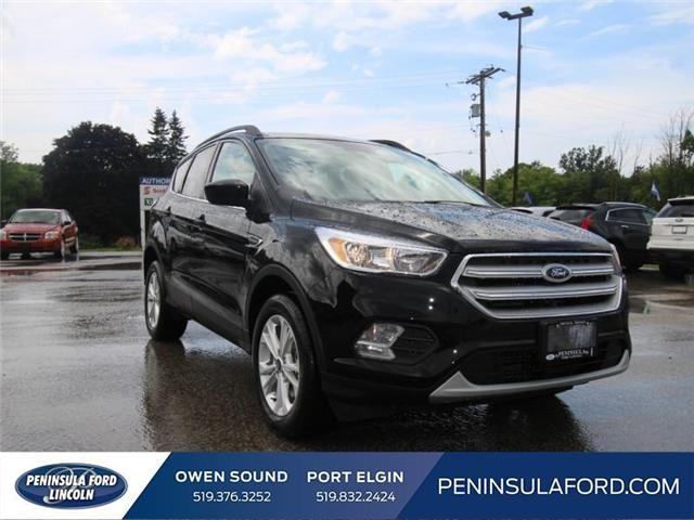 2018 Ford Escape SE (Stk: 18ES137) in Owen Sound - Image 3 of 15