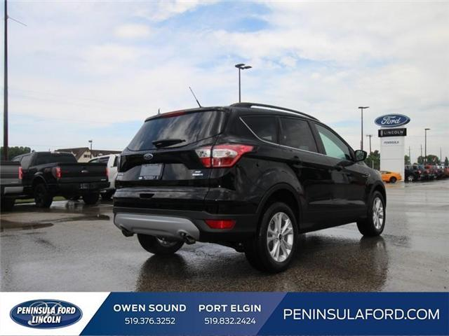 2018 Ford Escape SE (Stk: 18ES137) in Owen Sound - Image 5 of 15