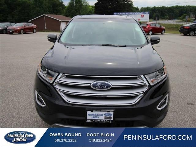 2018 Ford Edge Titanium (Stk: 18ED41) in Owen Sound - Image 2 of 15