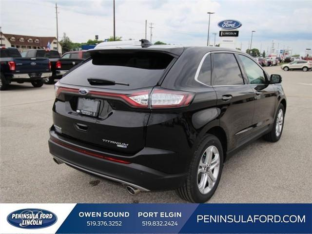 2018 Ford Edge Titanium (Stk: 18ED41) in Owen Sound - Image 5 of 15