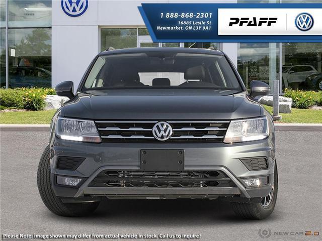 2018 Volkswagen Tiguan Comfortline (Stk: V3477) in Newmarket - Image 2 of 18