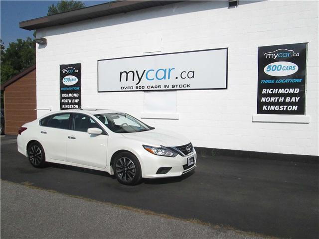 2018 Nissan Altima 2.5 SV (Stk: 181256) in Kingston - Image 2 of 14