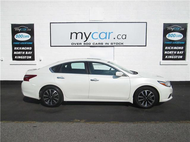 2018 Nissan Altima 2.5 SV (Stk: 181256) in Kingston - Image 1 of 14