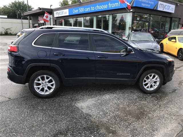 2015 Jeep Cherokee North (Stk: 181046) in Kingston - Image 1 of 14