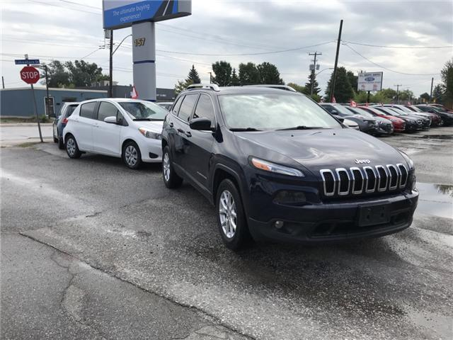 2015 Jeep Cherokee North (Stk: 181046) in North Bay - Image 2 of 14