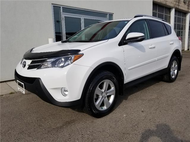 2013 Toyota RAV4 XLE (Stk: A01498) in Guelph - Image 1 of 30