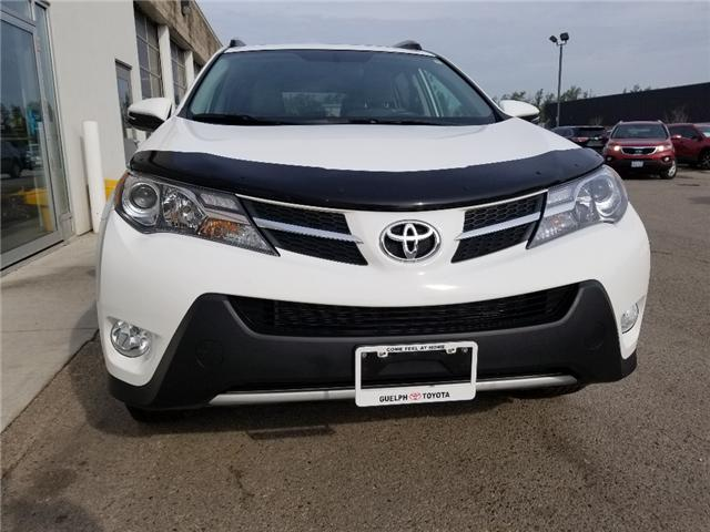 2013 Toyota RAV4 XLE (Stk: A01498) in Guelph - Image 2 of 30