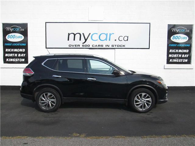 2015 Nissan Rogue SL (Stk: 181161) in Richmond - Image 1 of 14