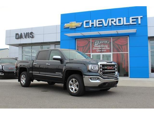2018 GMC Sierra 1500 SLT (Stk: 184352) in Claresholm - Image 1 of 30