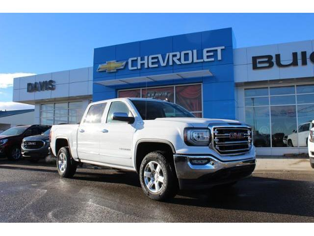 2018 GMC Sierra 1500 SLT (Stk: 187271) in Claresholm - Image 1 of 36