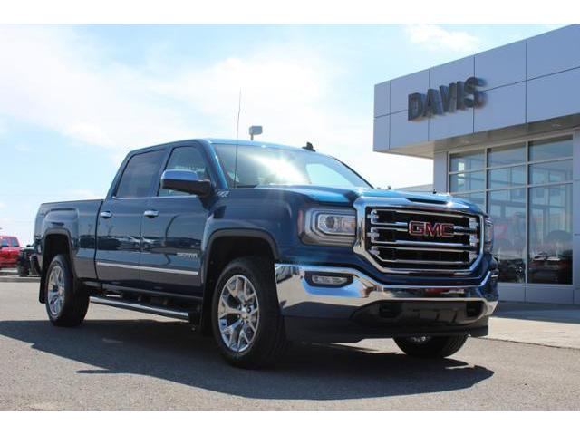 2018 GMC Sierra 1500 SLT (Stk: 190882) in Claresholm - Image 1 of 21