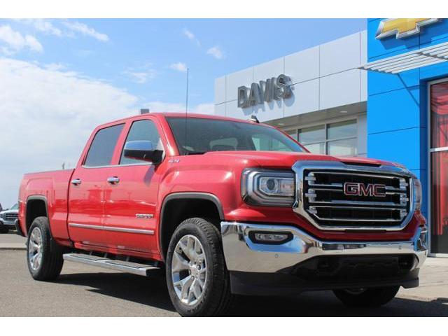 2018 GMC Sierra 1500 SLT (Stk: 191277) in Claresholm - Image 1 of 17