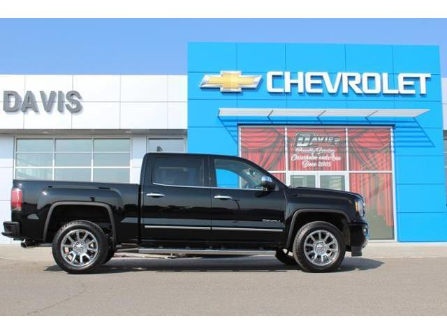 2018 GMC Sierra 1500 Denali (Stk: 195251) in Claresholm - Image 2 of 24
