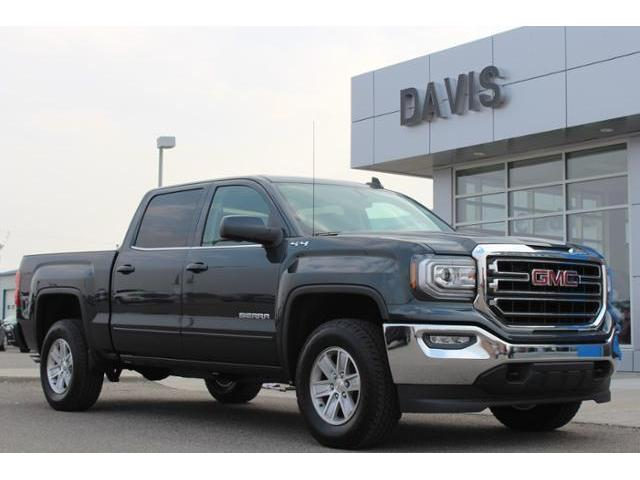 2018 GMC Sierra 1500 SLE (Stk: 196043) in Claresholm - Image 1 of 17