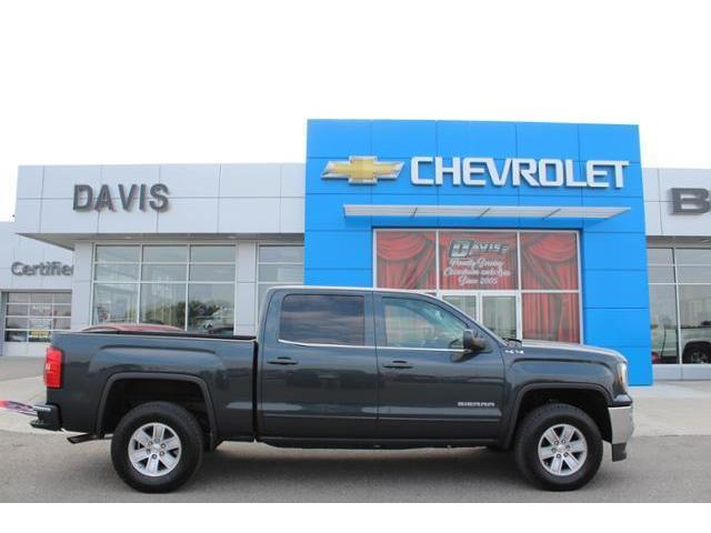 2018 GMC Sierra 1500 SLE (Stk: 196043) in Claresholm - Image 2 of 17