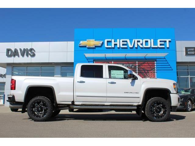 2018 GMC Sierra 2500HD Denali (Stk: 192487) in Claresholm - Image 2 of 23