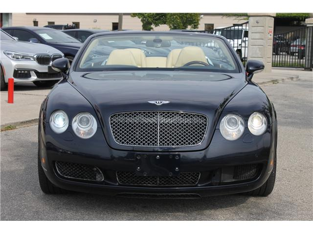 2007 Bentley Continental GTC (Stk: 16435) in Toronto - Image 2 of 26