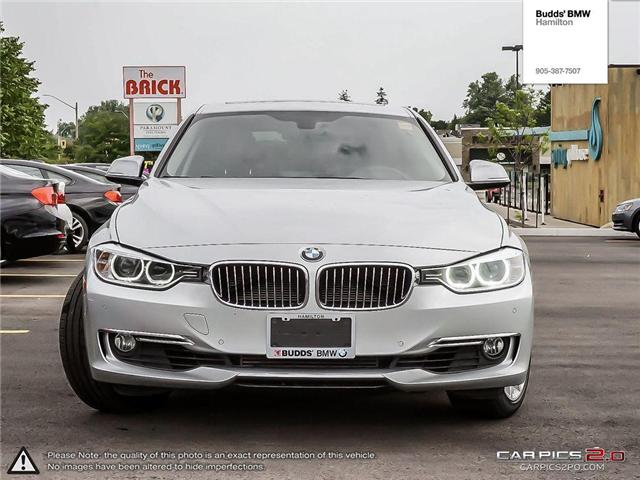 2014 BMW 328i xDrive (Stk: DH3056) in Hamilton - Image 2 of 27