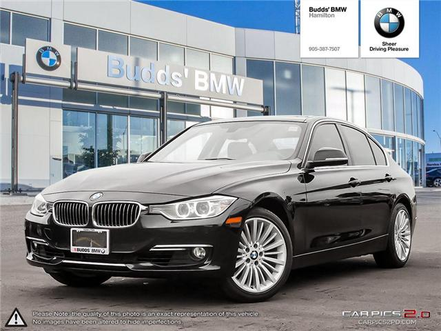 2014 BMW 328i xDrive (Stk: DH3102) in Hamilton - Image 1 of 26