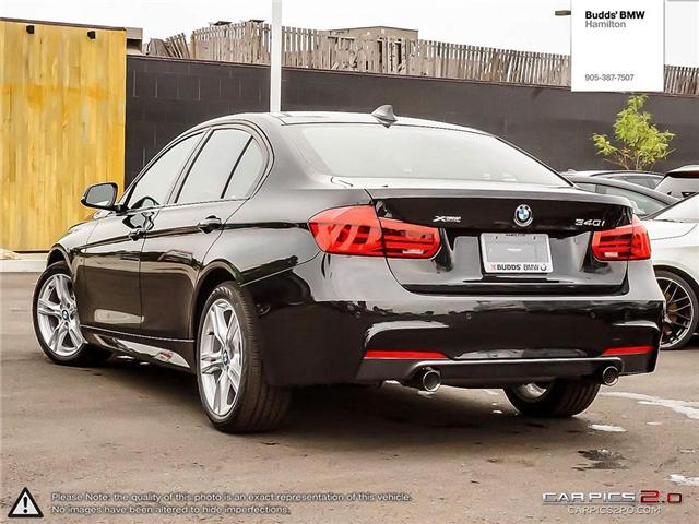 2018 BMW 340i xDrive (Stk: B36096) in Hamilton - Image 4 of 25